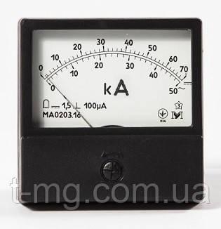 Амперметр МА0203