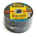 Круг отрезной 180х2,5х22,23 по металлу NovoAbrasive, фото 2
