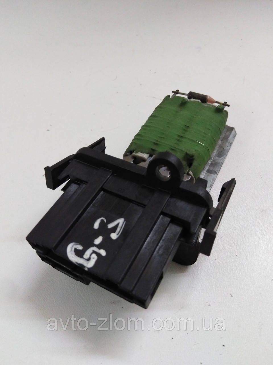 Реостат, резистор печки Volkswagen Golf 3, Vento, Гольф 3, Венто. 1H0959263.