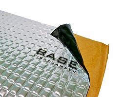 Виброизоляция BASE 3мм. (размер 470 на 750 мм)