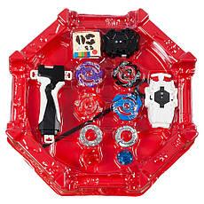 4в1 Набор игрушек-волчков BEYBLADE Storm Gyro, фото 3
