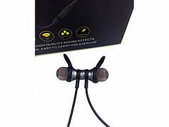 Bluetooth наушники Wireless Headset Черные