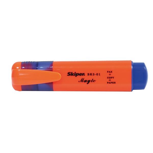 Маркер флуоресцентный SK3-01 Magic оранжевый