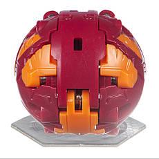 Бакуган SB 601-12 Холкор красный в наборе Bakugan, фото 2