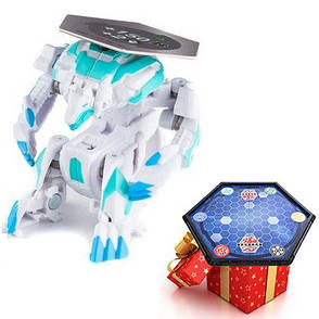 Бакуган Холкор белый + игровая арена Bakugan в подарок, фото 2