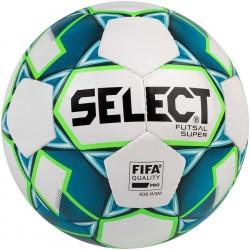 Мяч футзальный Select Futsal Super FIFA NEW (250) бел/син