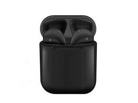 Беспроводные Bluetooth наушники Magneto inPods 12 Stereo black gloss, фото 2