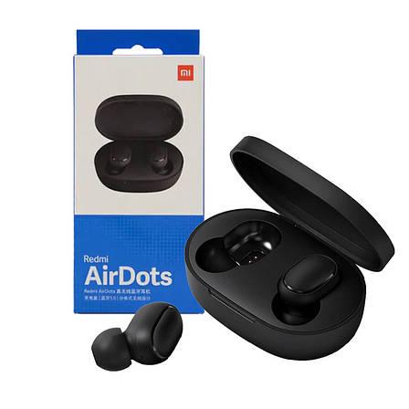 Беспроводные bluetooth наушники Redmi AirDots (аналог), фото 2