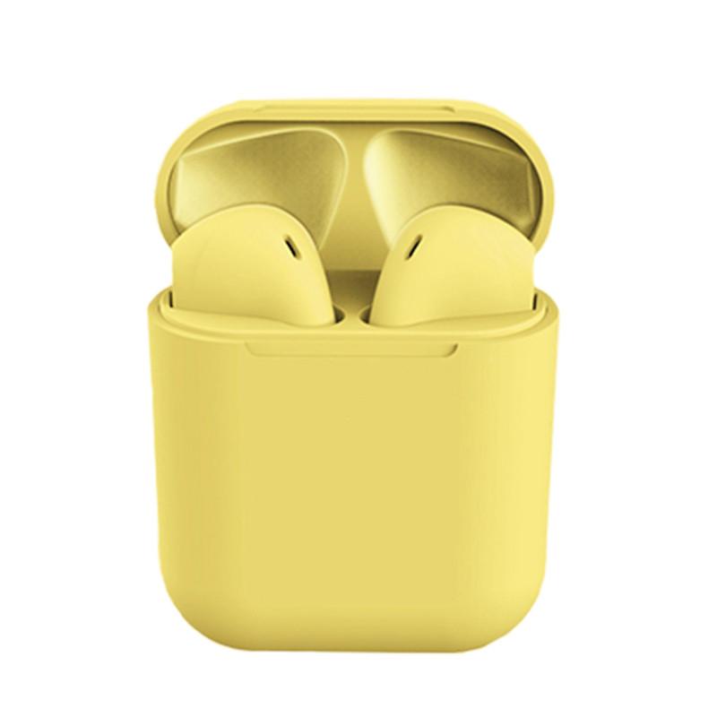 Беспроводные наушники inPods 12 Yellow