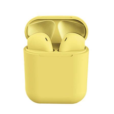 Беспроводные наушники inPods 12 Yellow, фото 2