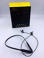 Беспроводные наушники Wireless  Headset Черно-красные + Фитнес браслет Band 4 в ПОДАРОК!!!!, фото 2