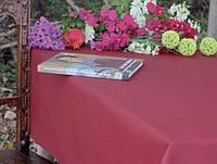 Скатерть с Акриловым покрытием водоотталкивающая Испания DALI BORDEAUX, MG-TAB-130562, Красный, Под заказ, 118*138 см, 118*138 см, Прямоугольная