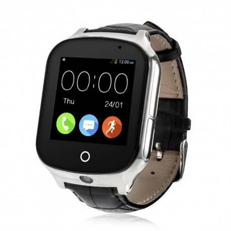 Детские умные GPS-часы GW1000s черные, фото 2