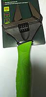 Ключ разводной Сибртех, тонкие губки, фосфатированый,300 мм, фото 1