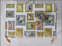 Скатерть с Акриловым покрытием Испания Картины, арт.MG-142720, Мультиколор, Под заказ, 118*138 см, 118*138 см, Прямоугольная