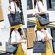 Женская сумочка Bao-Bao + Беспроводные сенсорные наушники inPods 12 Зеленые в ПОДАРОК!!!, фото 2