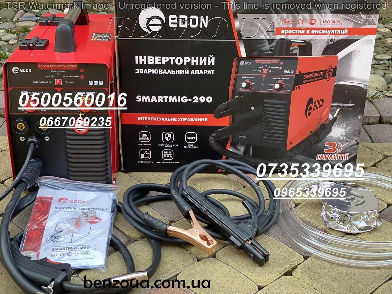 Сварочный полуавтомат Edon SMART MIG 290