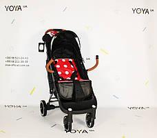 Коляска Yoya Plus Pro PREMIUM Минни, рама черная, фото 3