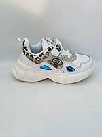 Нарядные кроссовки на девочку
