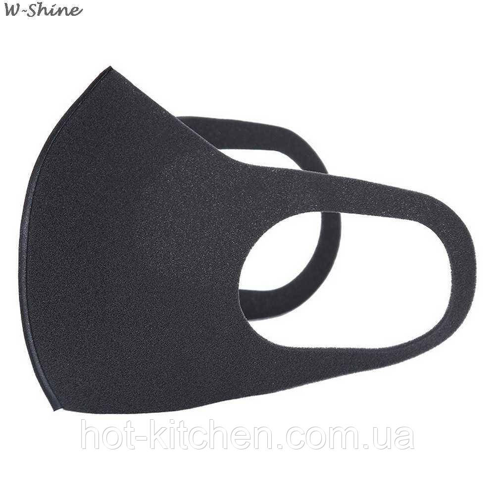 Защитная маска для лица питта многоразовая 100шт Pitta mask