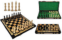 Настольные шахматы деревянные Galant