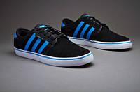 Кроссовки Adidas - Seeley Classic Black (Кросівки\Оригинал)