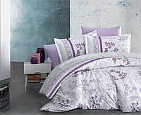 Комплект постельного белья Clasy  Lavenda Фланель 200х220