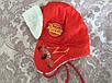 Полиэстеровая шапочка для ребенка на зиму, фото 2
