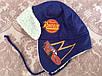 Полиэстеровая шапочка для ребенка на зиму, фото 5