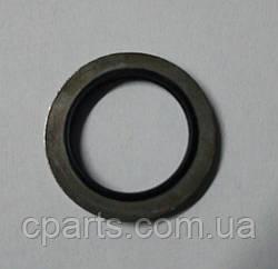 Кольцо прокладка масляной пробки Renault Fluence (Sasic 4001073)(высокое качество)