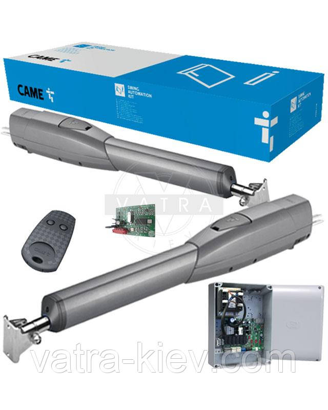Автоматика для розпашних воріт CAME ATS30AGS ціна з кінцевими вимикачами