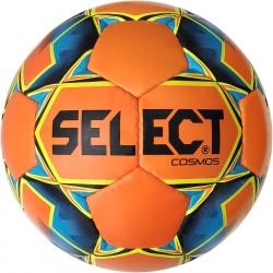 Мяч футбольный SELECT Cosmos Extra Everflex (012) оранж/син р.5