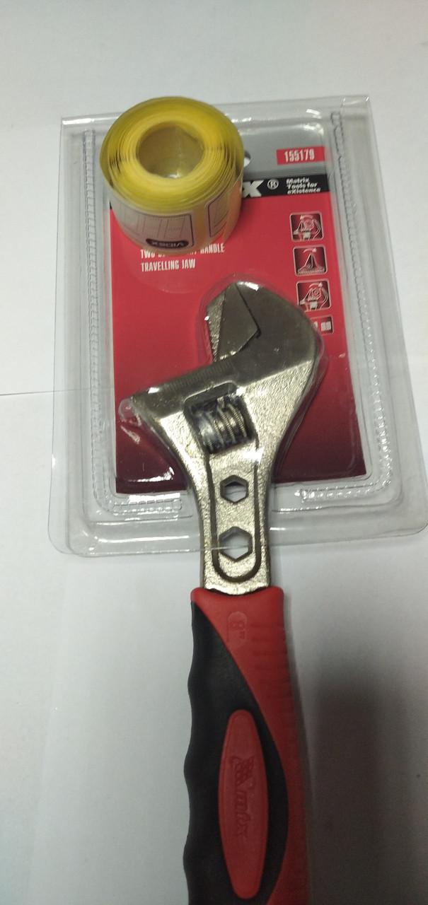 Ключ разводной MTX, 200 мм
