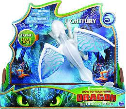 Дракон Денна Фурія зі звуком і світлом Як приручити дракона