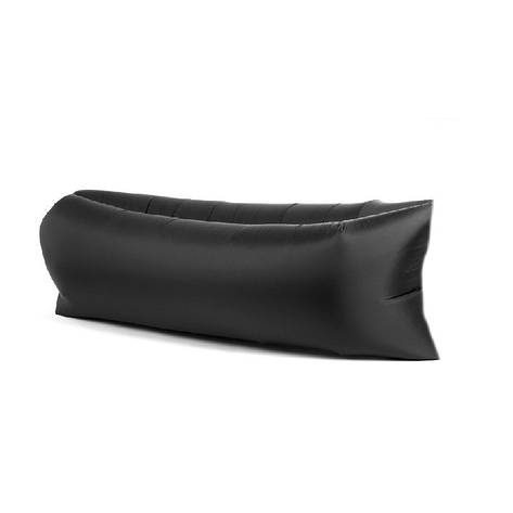Надувной гамак-ламзак Черный, фото 2
