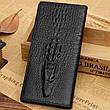 Новая мужская сумка слинг Alligator Black  + В ПОДАРОК Кошелек портмоне Alligator Black!!!, фото 6
