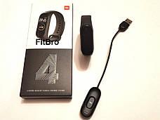 Новый оригинальный фитнес браслет Xiaomi Mi Band 4 + защитная пленка в подарок, фото 3