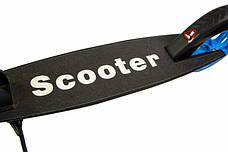 Самокат Scale Sports SS-05 Черный, фото 3