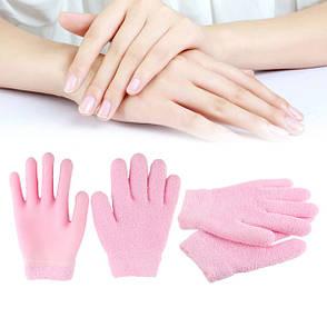 СПА перчатки косметические для рук, фото 2