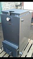 Шахтный котел Холмова Эко Pro 10 кВт длительного горения, фото 1