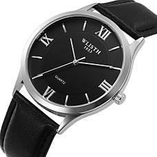 Стильный портмоне клатч Baellerry Libero для настоящих мужчин + Мужские наручные часы WLISTH в ПОДАРОК!!!, фото 2