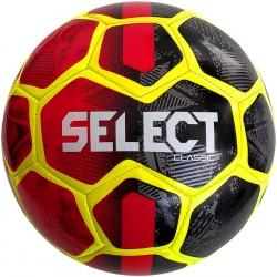 Мяч футбольный SELECT Classic (013) красн/черн размер 5