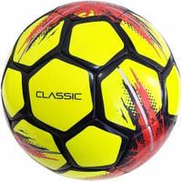 Мяч футбольный SELECT Classic (014) желт/черн размер 5