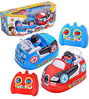 Машинки на радиоуправлении Bumper Car 9808-104А