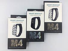 Универсальный фитнес-браслет Xiaomi Mi Band 4 (аналог) + держатель для телефона в ПОДАРОК!, фото 3