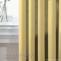 Комплект Штор BlackOut Светлое Золото, арт. MG-87927, 170х135 см (2 шт.), фото 1