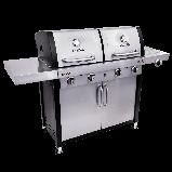 Газовый гриль Char-Broil Professional 2+2 Burner 468945119, фото 3