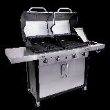 Газовый гриль Char-Broil Professional 2+2 Burner 468945119, фото 4