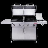 Газовый гриль Char-Broil Professional 2+2 Burner 468945119, фото 5