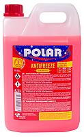 Антифриз концентрат Polar Prem Long  RED (2,5л)